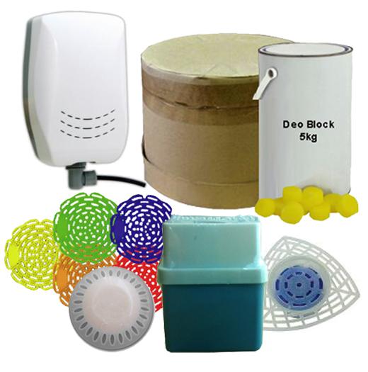 5. Washroom Accessories