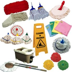 6. Cleaning Equipment