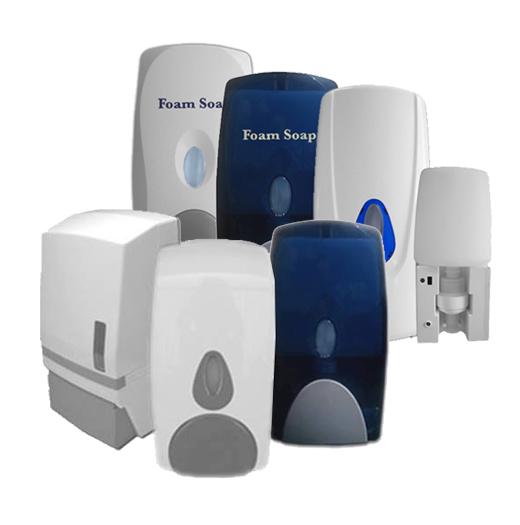 2. Soap Dispensers